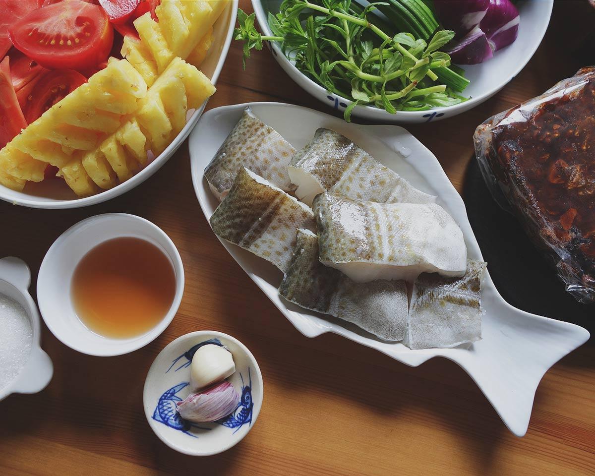 Rybna zupa z tamaryndowcem   Pyza made in Poland