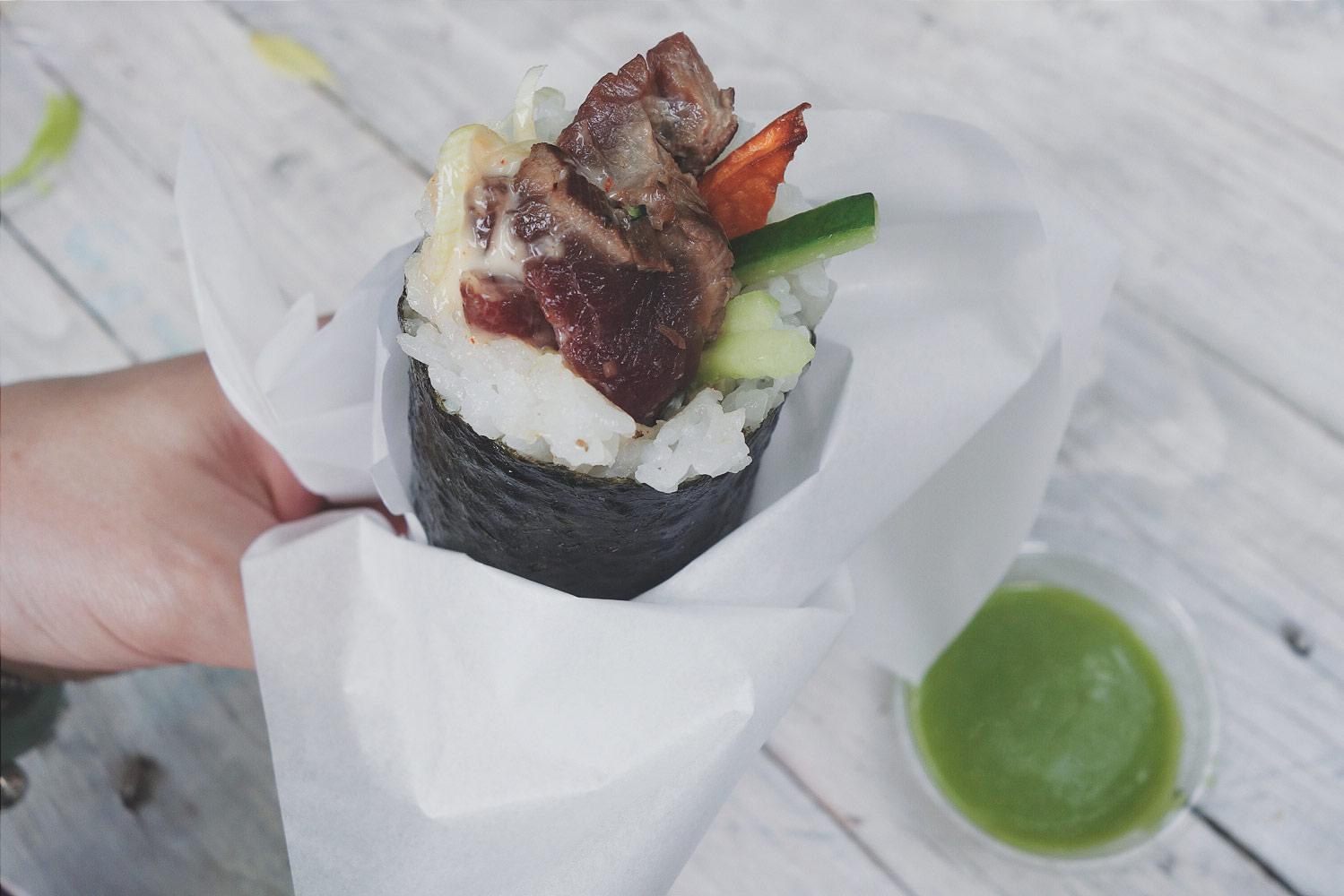 5 trendów na polskim rynku sushi