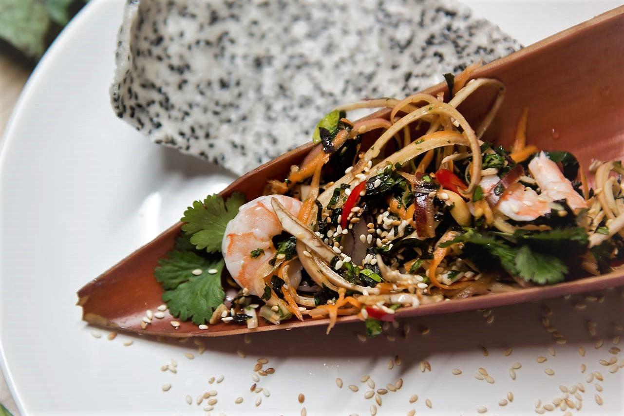 Warsztaty kuchni wietnamskiej z Pyzą
