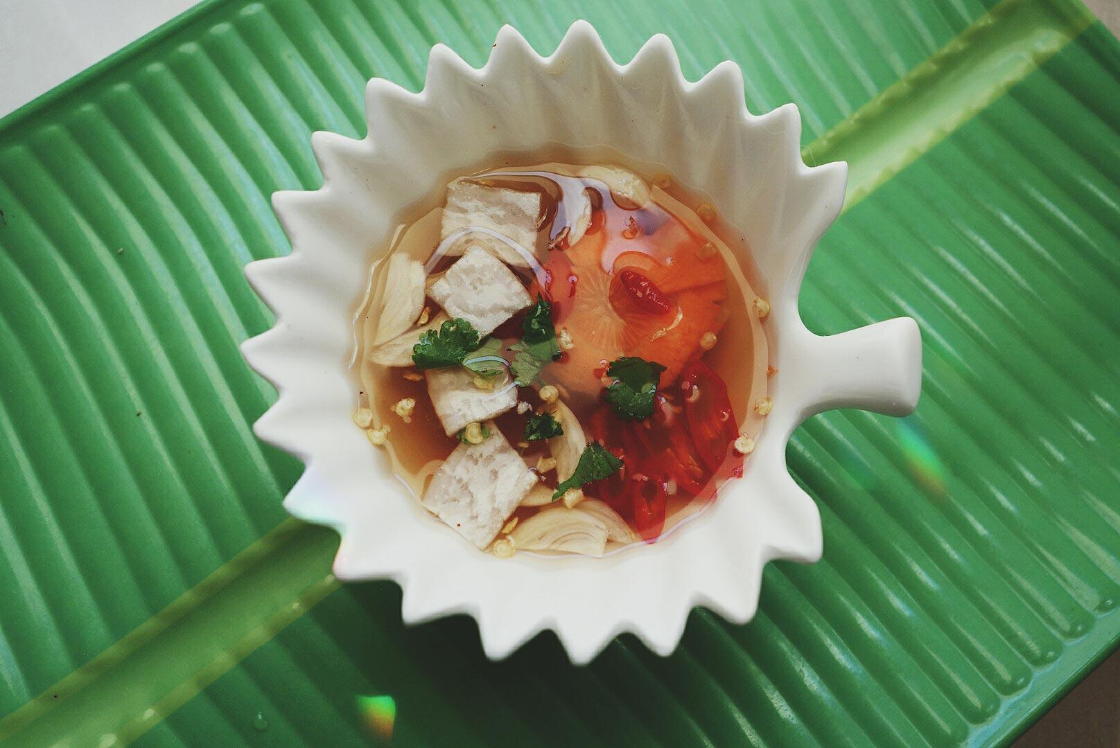 Wietnamskie sosy #1: Klasyczny sos nước chấm