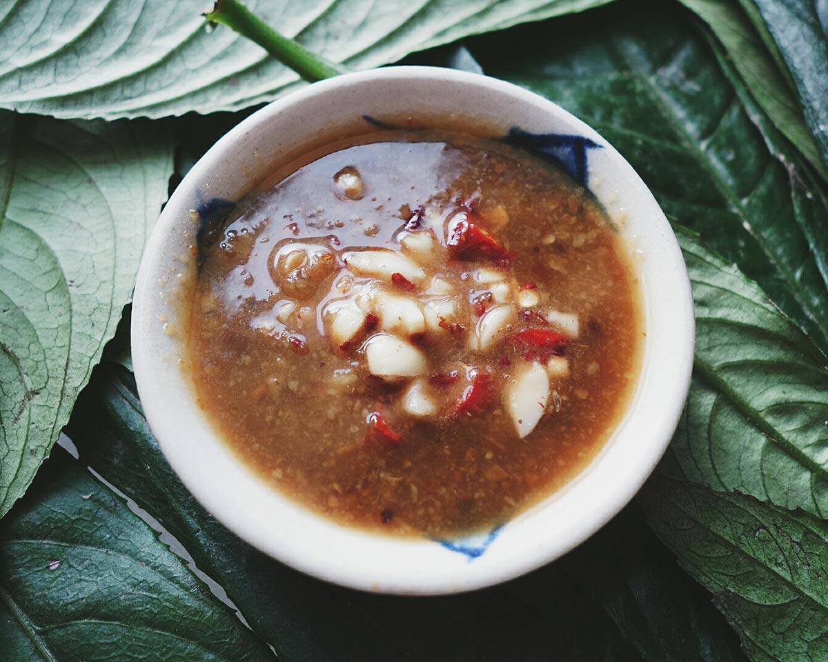 Wietnamskie sosy #3: Sos ze sfermentowanej soi