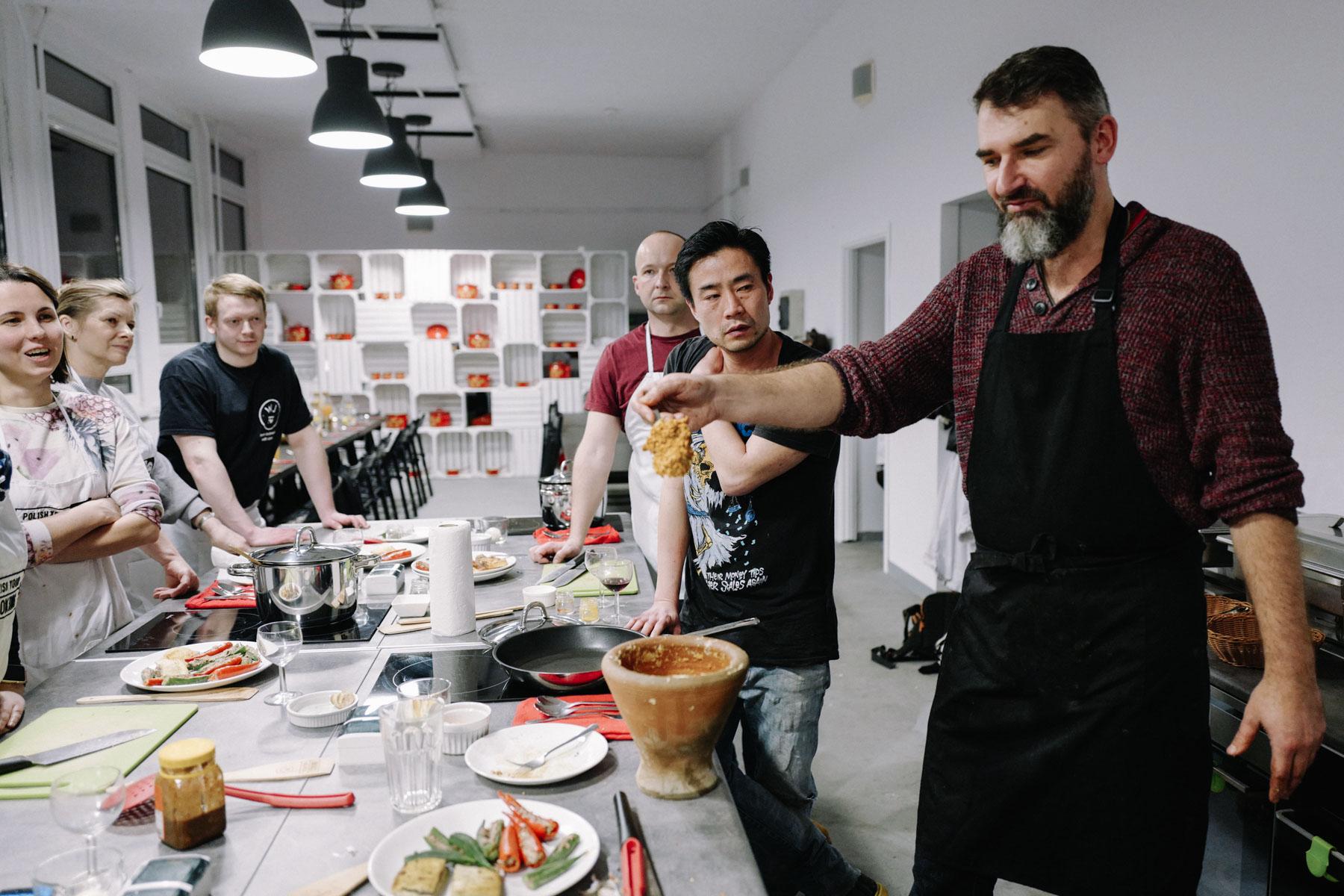 Kuchnia Malezji W Polsce Pyza Made In Poland