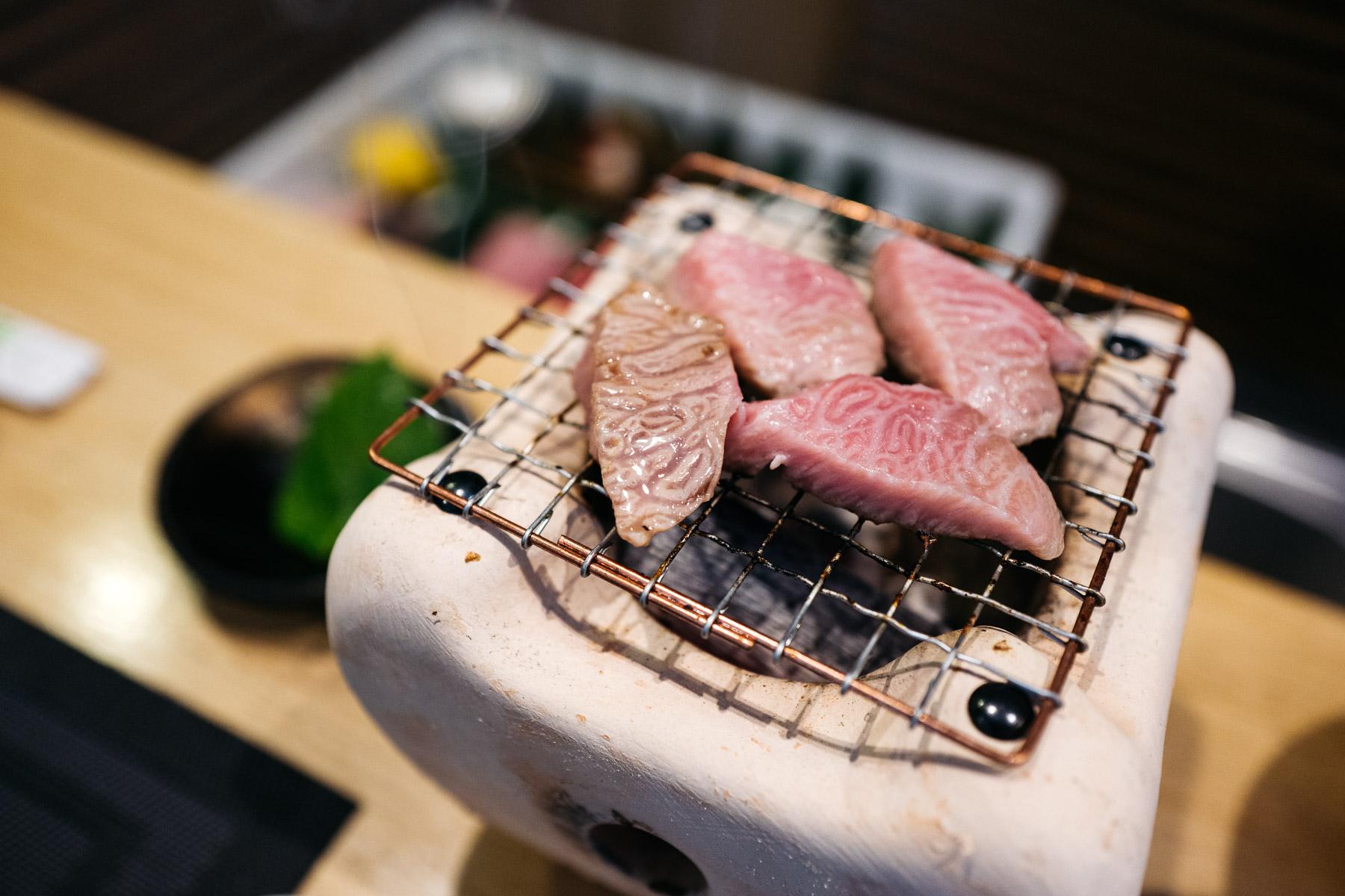 kama toro (Ato Sushi)