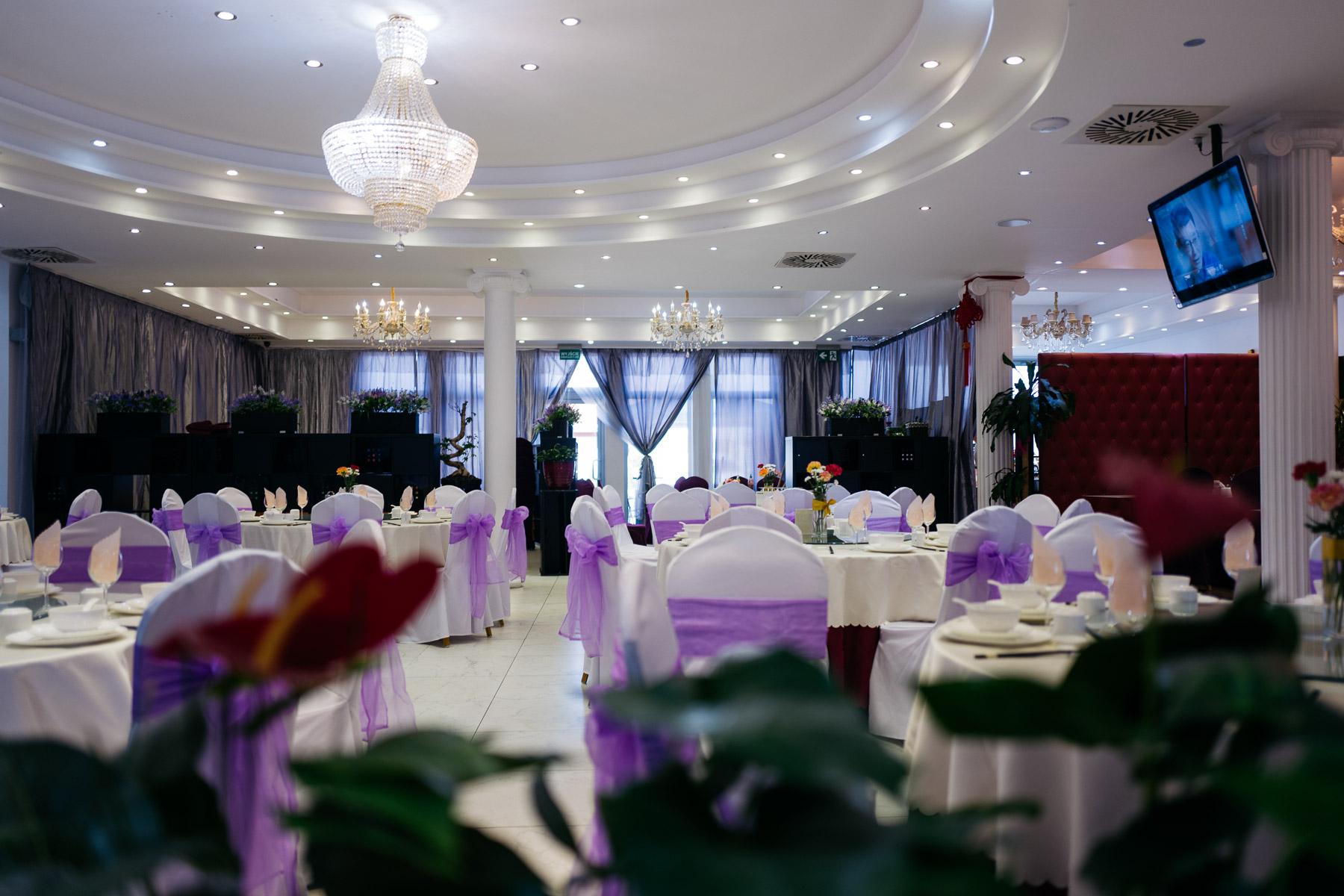 Restauracja Xing Long 兴隆酒店 Wólka Kosowska Pyza