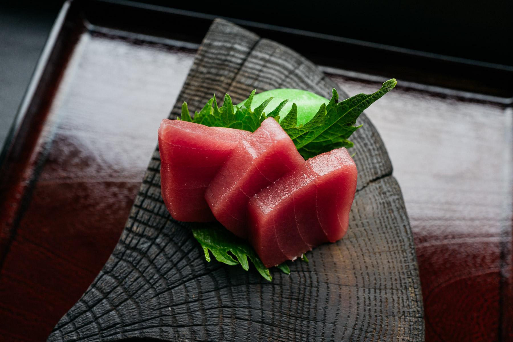 tuńczyk / melon / pachnotka