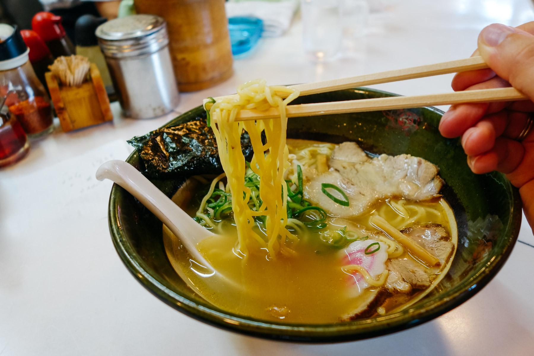 Suppon ramen (スッポンラメン)