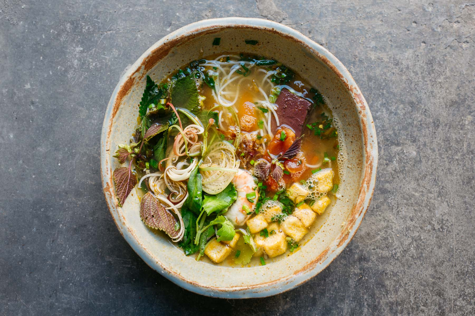 zupa krabow (bún riêu cua)