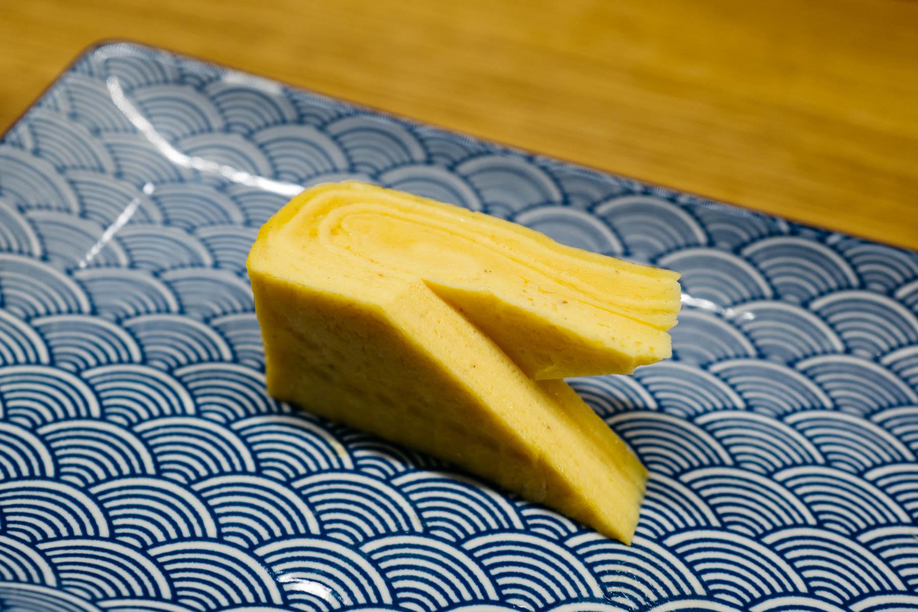 Tamagoyaki z takobushi