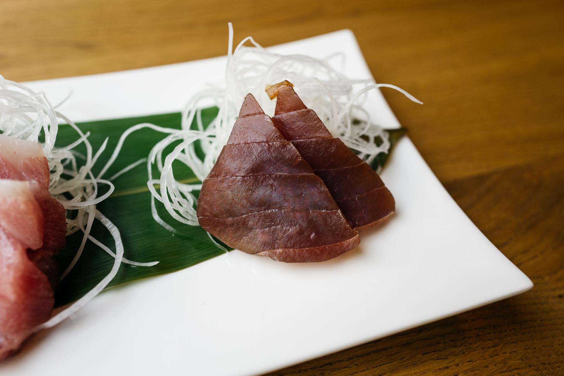 Akami yellowfin (2 tygodnie sezonowania)