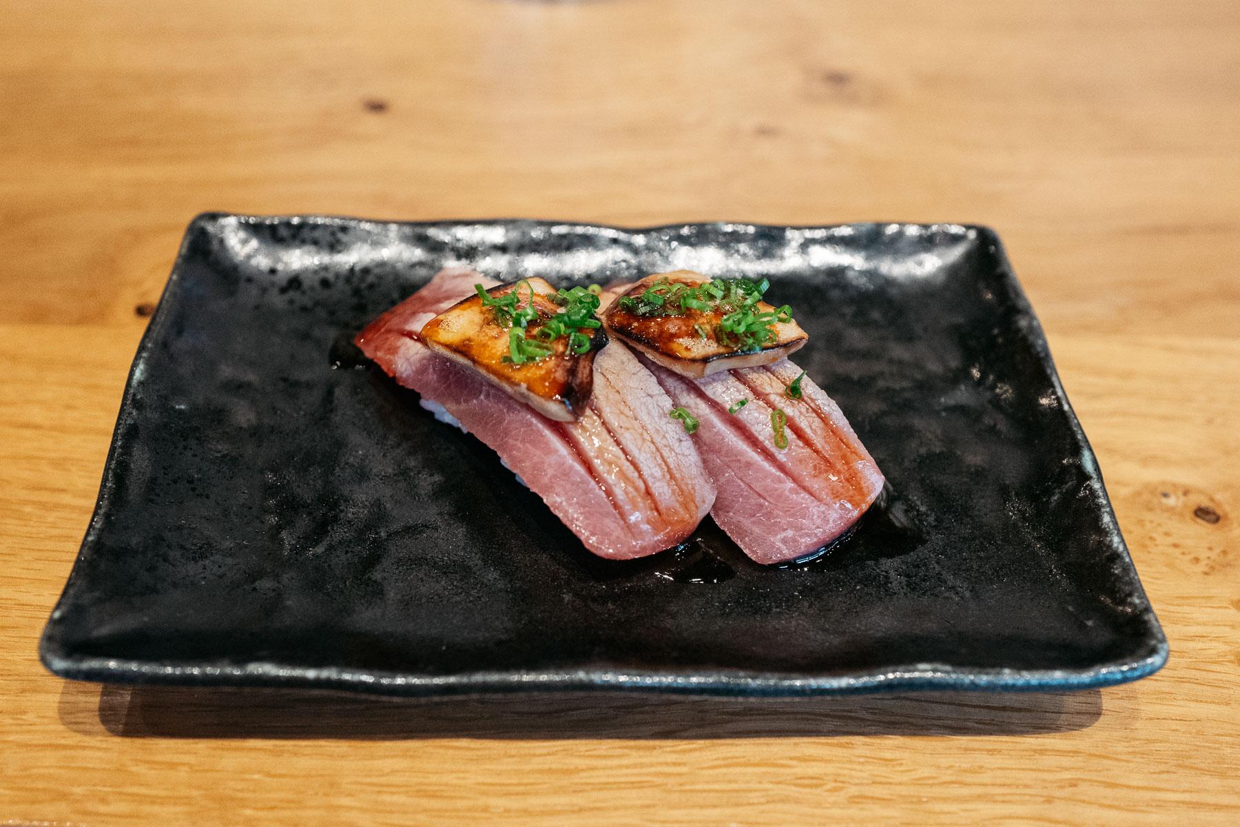 toro z foie gras