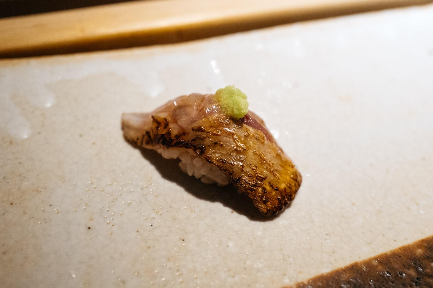 Nodoboro zuke (doederleinia berycoides)