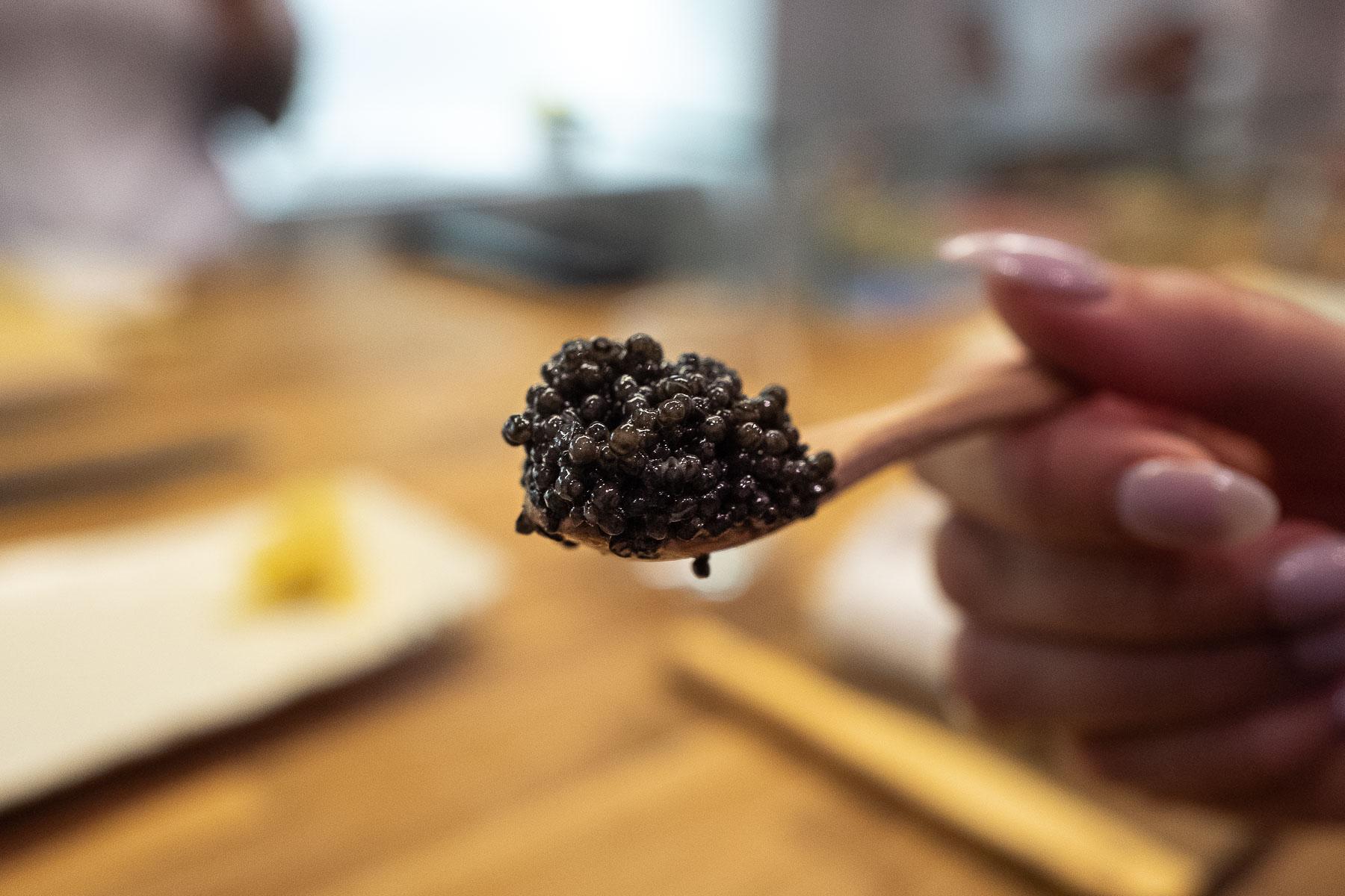 kawior (ikra jesiotra syberyjskiego)