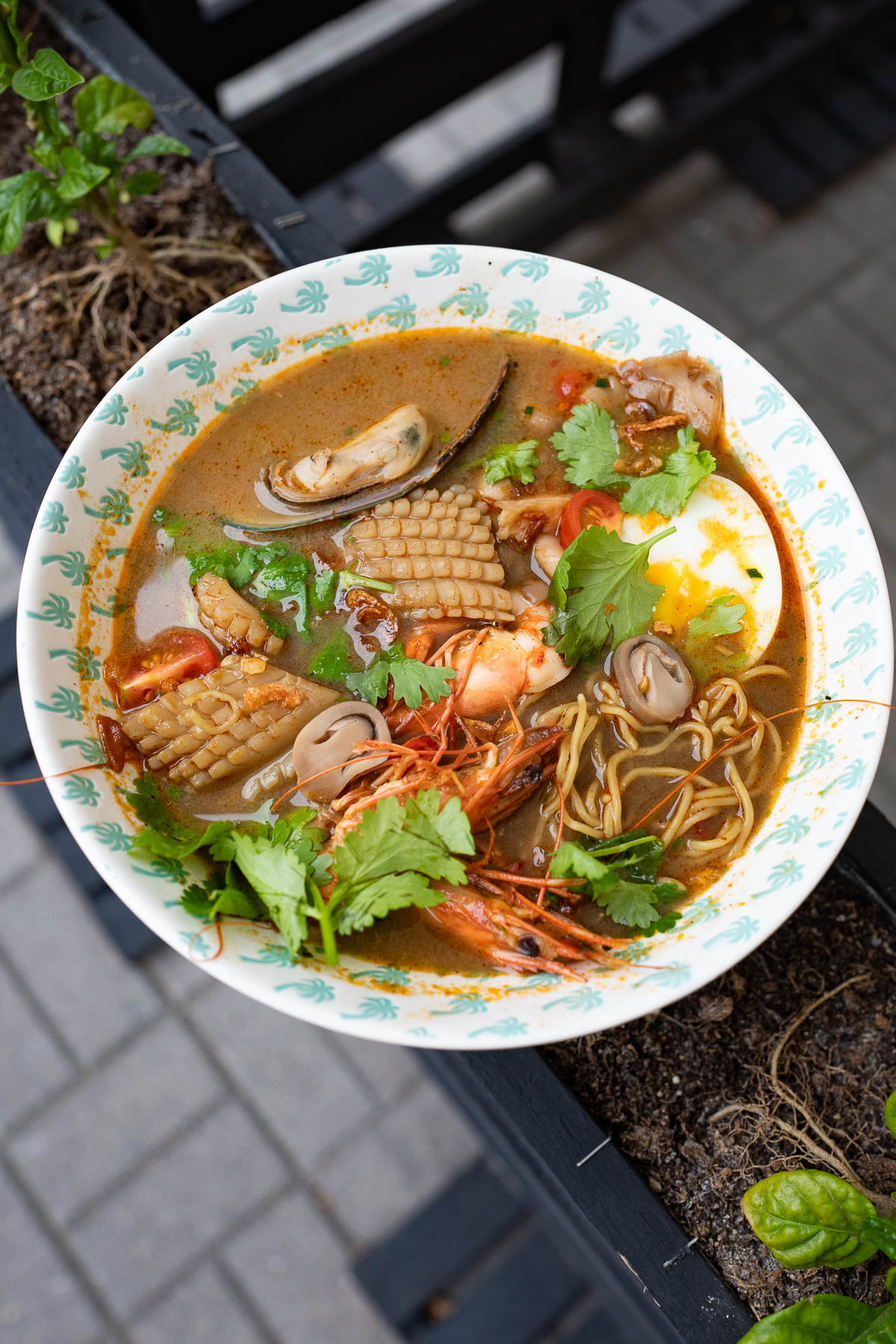 ramen tom yum (sezonowo)