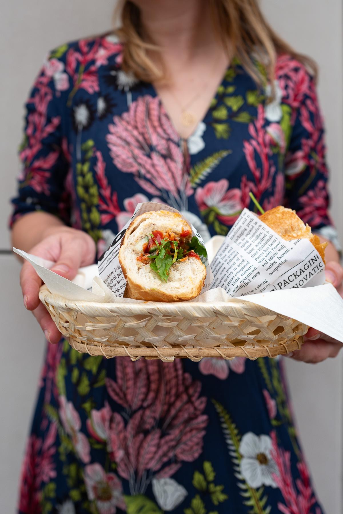 bánh mì pâté vegan (sezonowo)