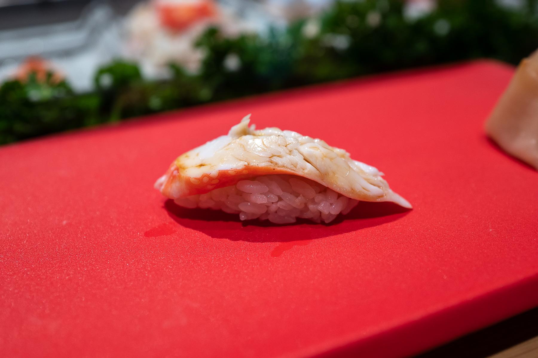 nigiri - krab