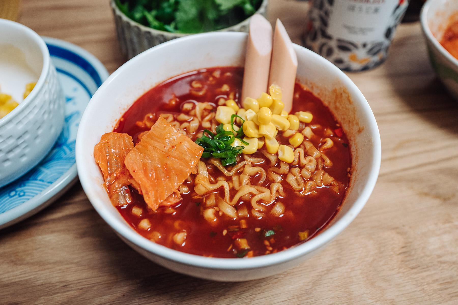 Samyang Hot Chicken Flavour Ramen (Stew)