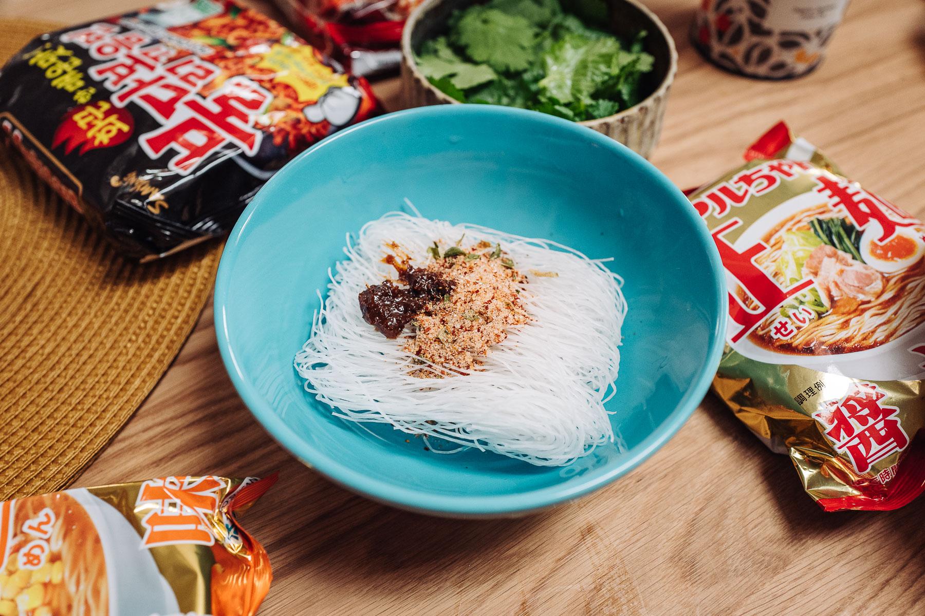 Mama Rice Noodles Tom Yum Kung